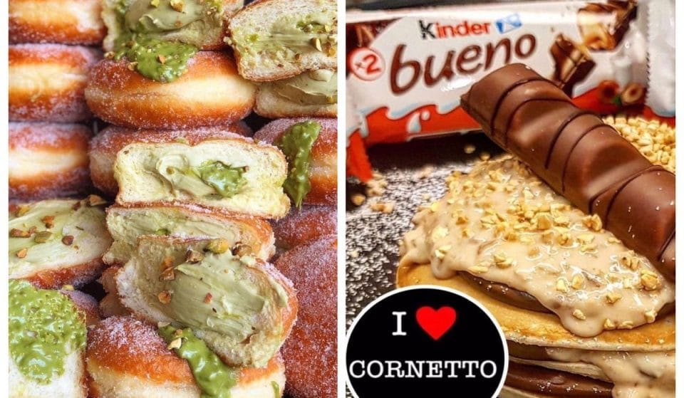 I love Cornetto: il paradiso dei dolci a Torino