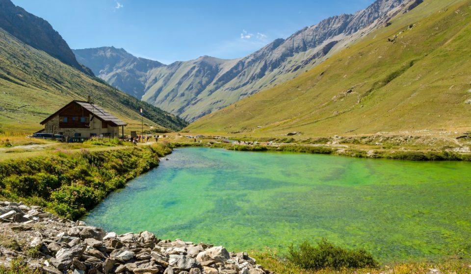 Alla scoperta del lago di Rochemolles in Val di Susa