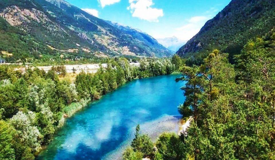A un'ora da Torino si trova il meraviglioso lago di Orfù