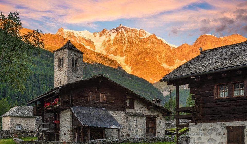Ecco dove si trovano le case Walser in Piemonte
