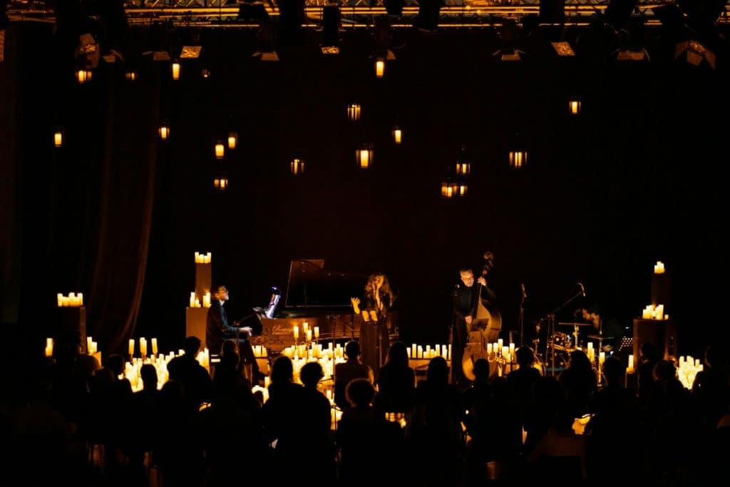 candlelight torino jazz