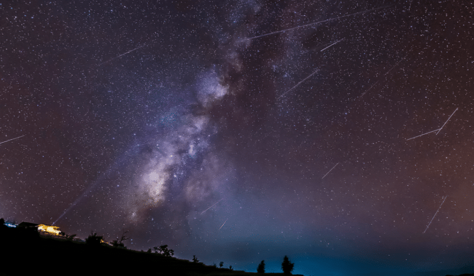Stelle cadenti, questa notte potrai osservare le meteore d'autunno