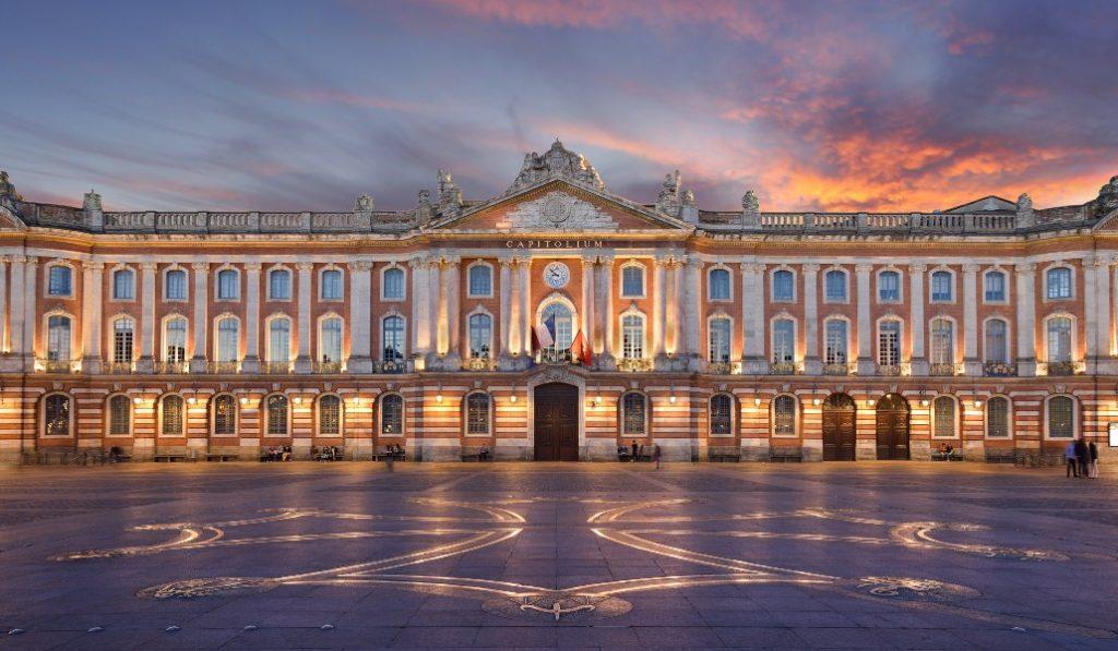 Les secrets du Capitole de Toulouse