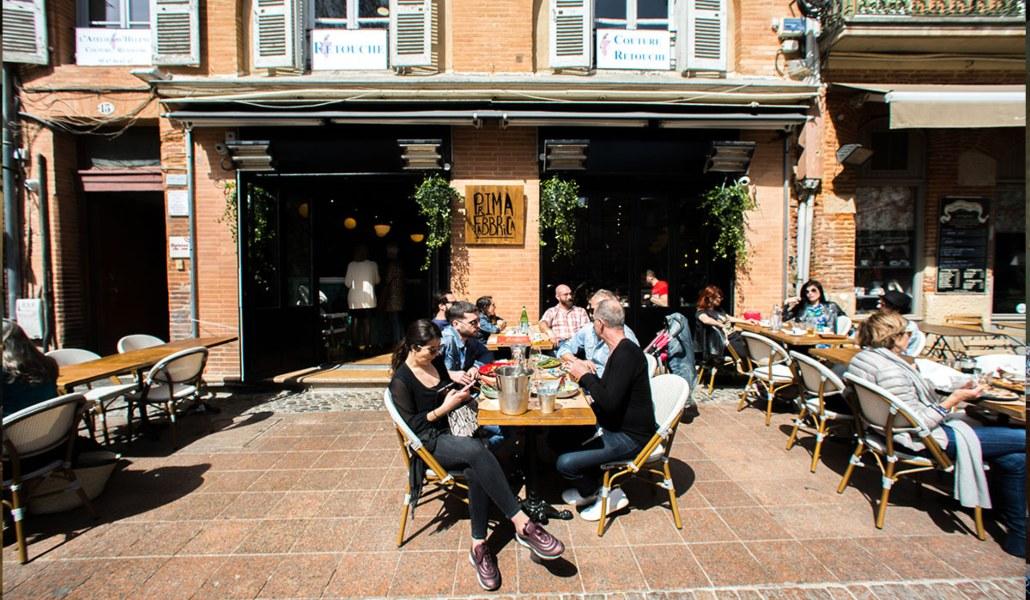 Le nouveau restaurant Prima Bonheur ouvre Place Victor-Hugo !
