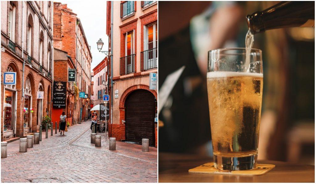 Un jeu de piste pour découvrir Toulouse en buvant des bières !