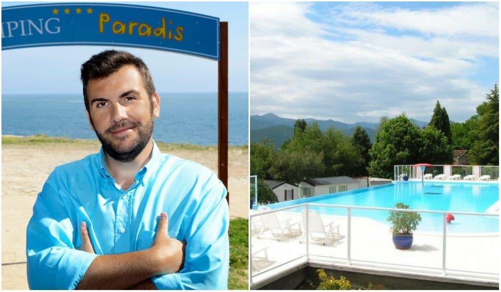 Insolite : un véritable Camping Paradis a ouvert aux portes des Pyrénées !