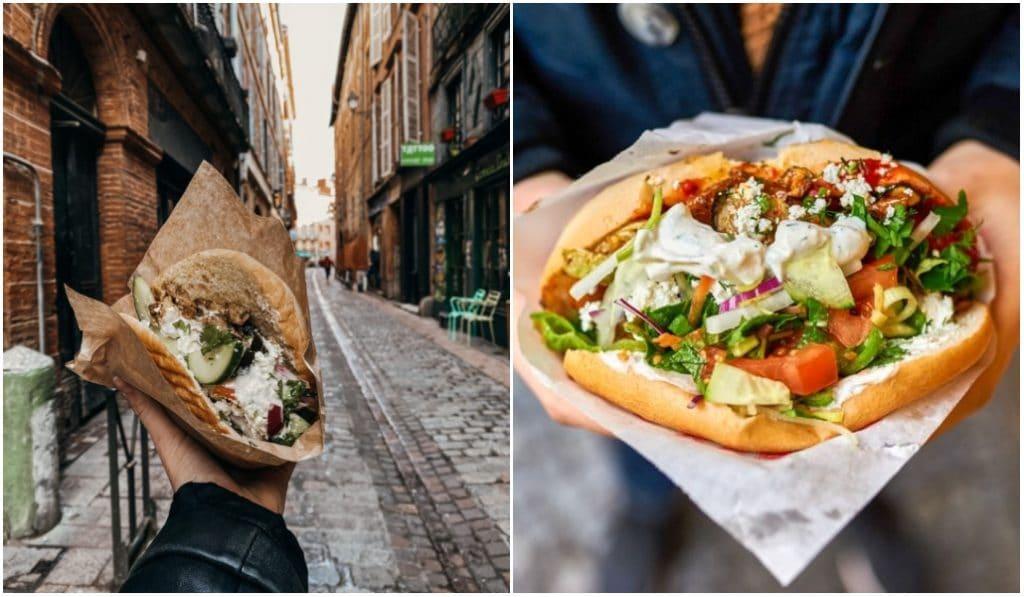 Top des meilleurs kebabs de Toulouse !