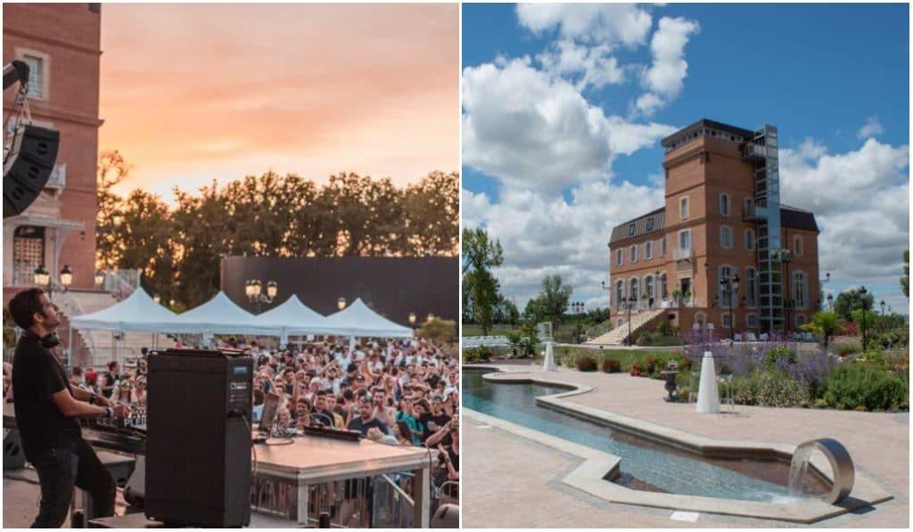 Fabulous Festival : 30h de musique non-stop dans un château près de Toulouse !