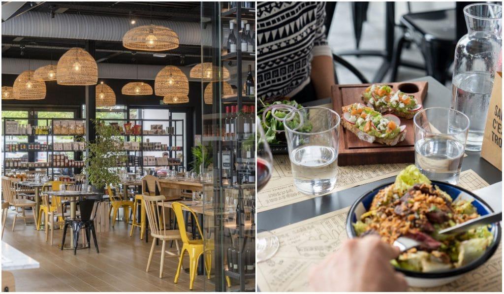 Un nouveau restaurant-épicerie L'Alimentation à Labège !