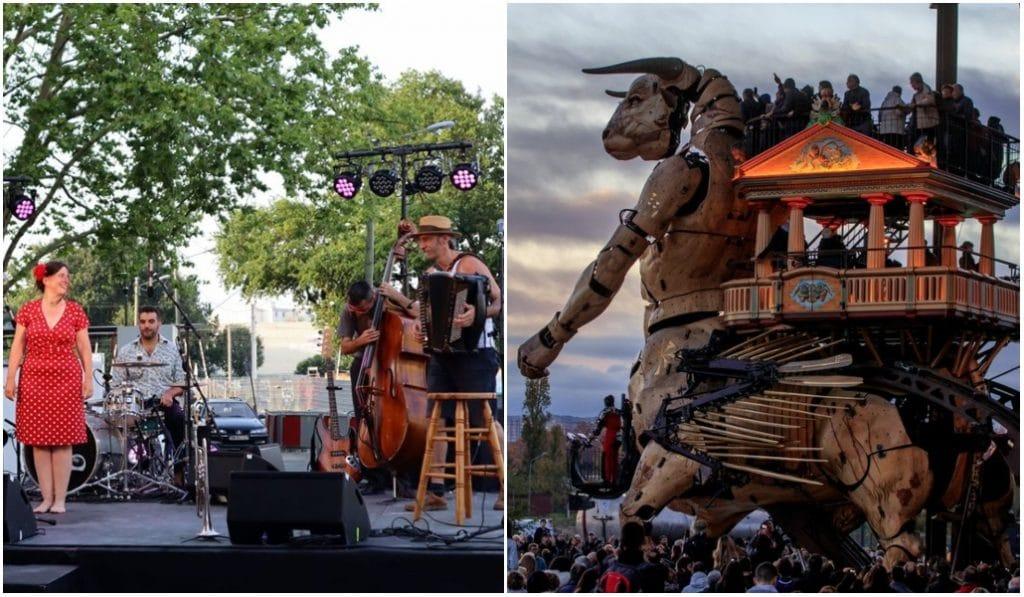 La Halle de la Machine lance ses concerts gratuits tout l'été !