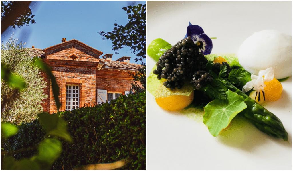 La Promenade : le fameux restaurant étoilé fait peau neuve à Verfeil !