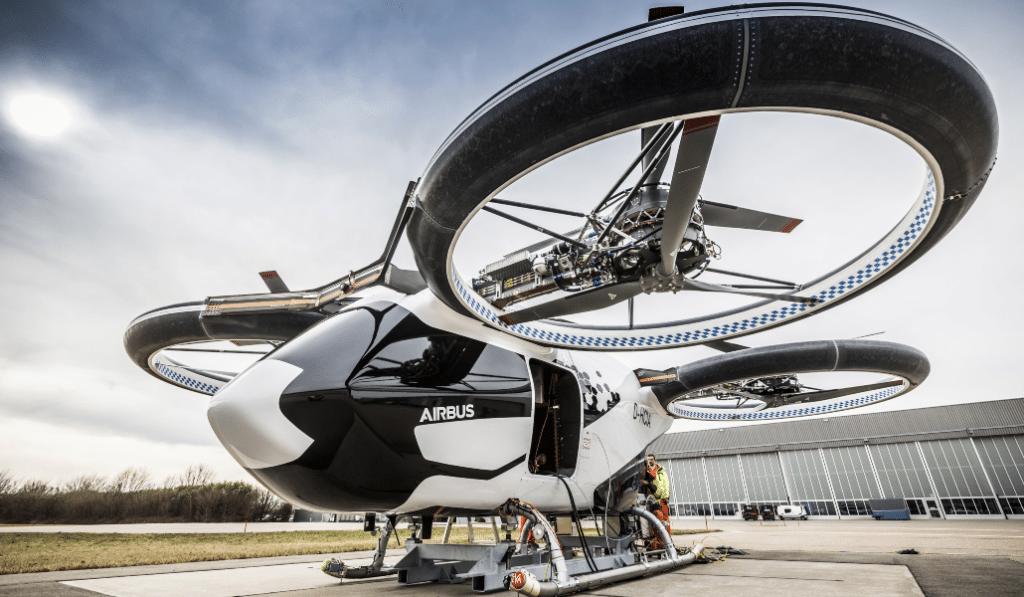 City Airbus : premier vol automatique réussi pour le taxi du futur !