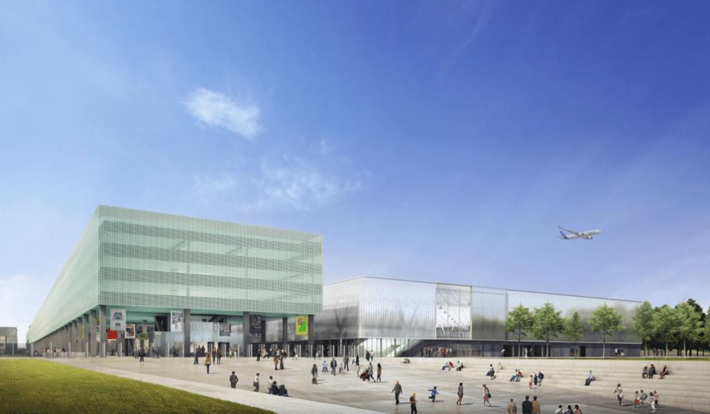 Le nouveau Parc des Expositions de Toulouse a ouvert !