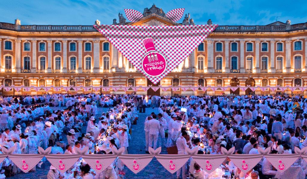 Toulouse à Table : le banquet géant avec cassoulet est bien maintenu !