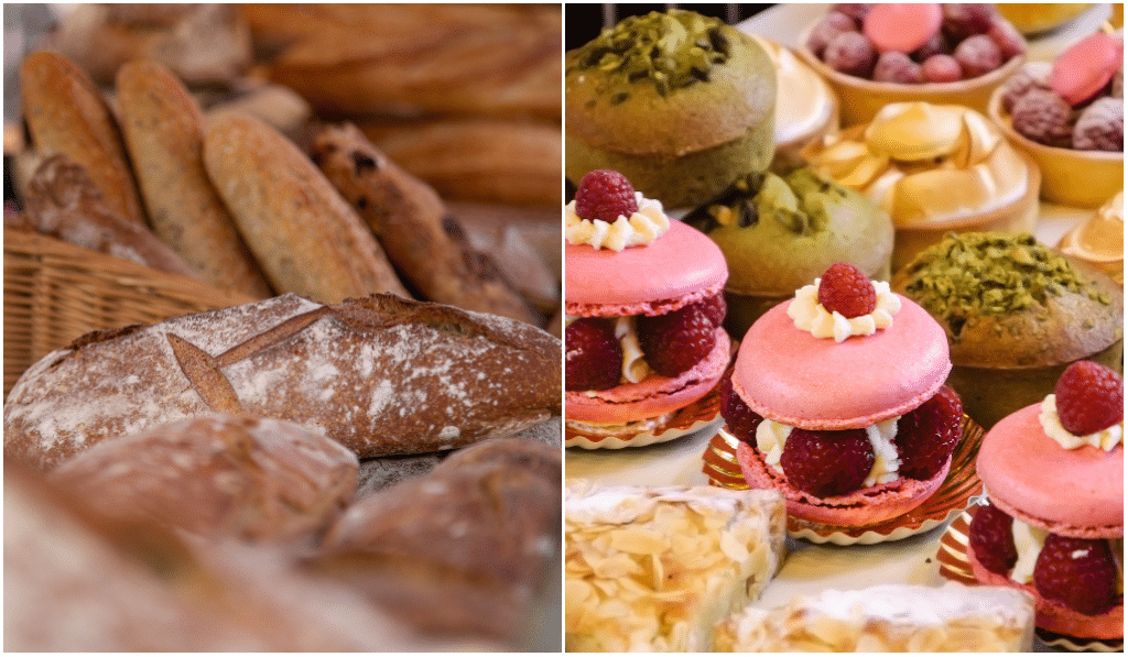Les meilleures boulangeries-pâtisseries de Toulouse