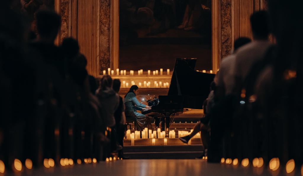 Candlelight : Le meilleur de la musique classique à la bougie bientôt à la Chapelle des Carmélites !