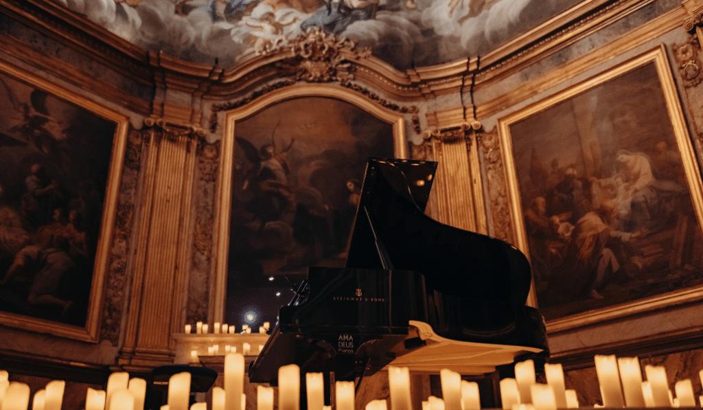 Candlelight : toute la douceur de Ludovico Einaudi lors d'un sublime concert à la Chapelle des Carmélites !