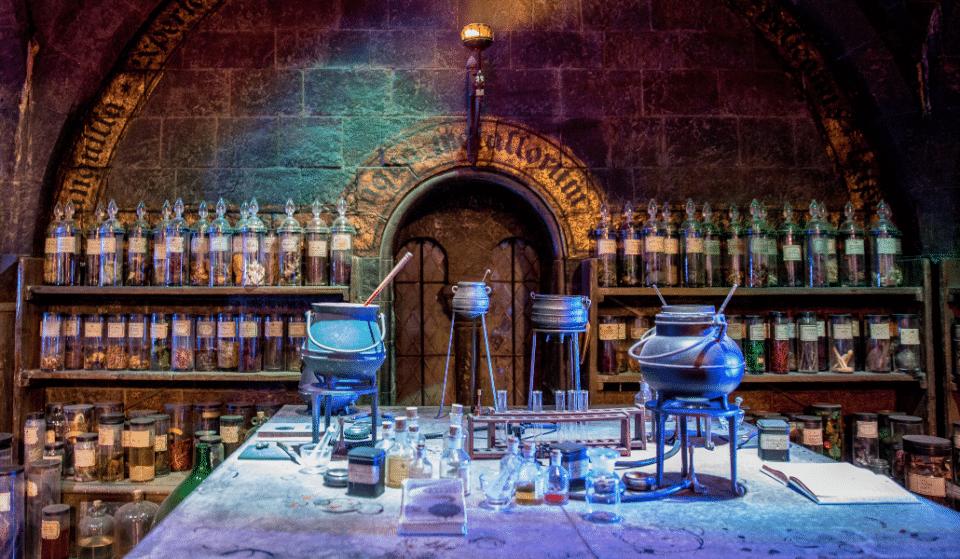 Un bar toulousain se transforme en École Poudlard !
