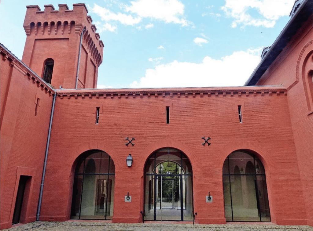 Le Castelet de l'ex-prison Saint-Michel devient un centre culturel !