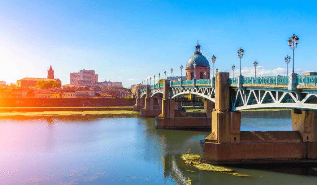 Toulouse entre dans le top 5 des agglomérations les plus peuplées de France !