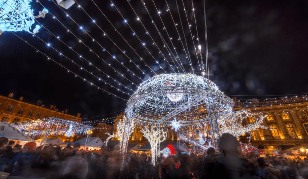 Fêtes de Noël : quelles activités et illuminations en 2020 à Toulouse ?