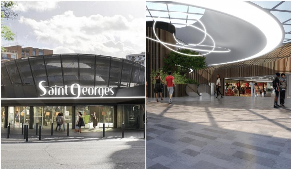 L'Espace St-Georges fait peau neuve et accueille de nouvelles enseignes !