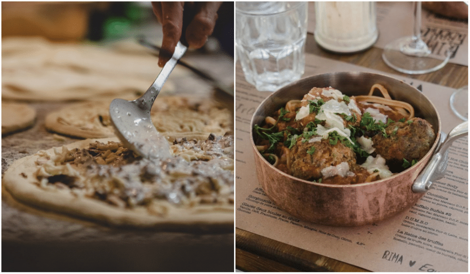 Prima Fabbrica installe son food-truck à pizzas place Saint-Georges !