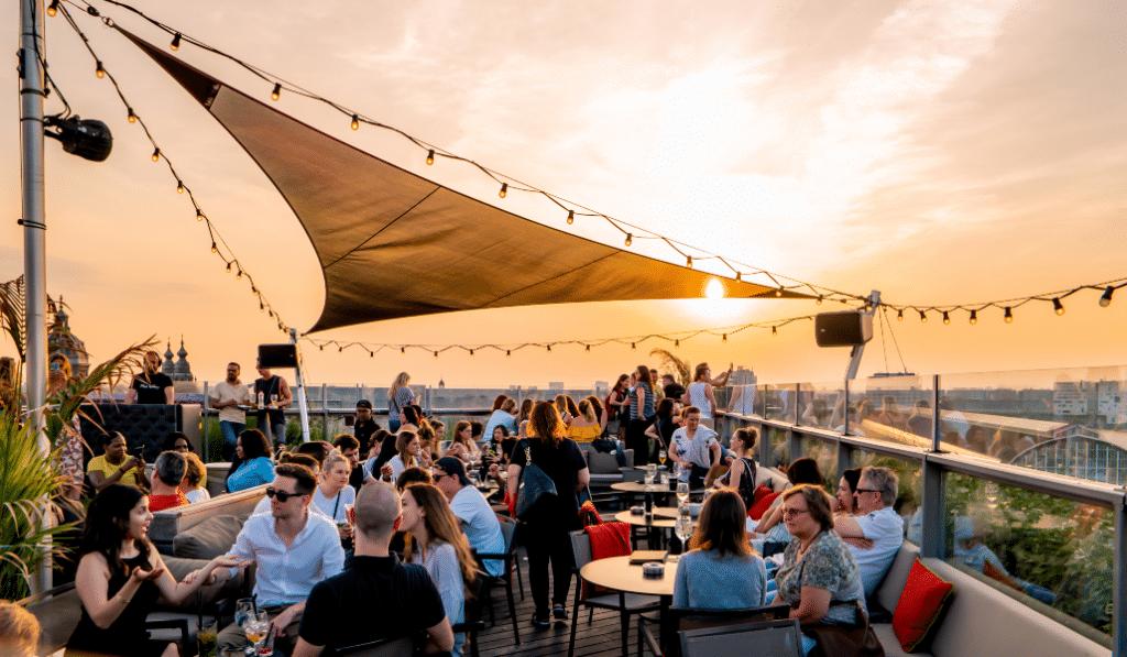 Un nouveau rooftop-club va surgir dans le quartier Borderouge à Toulouse !
