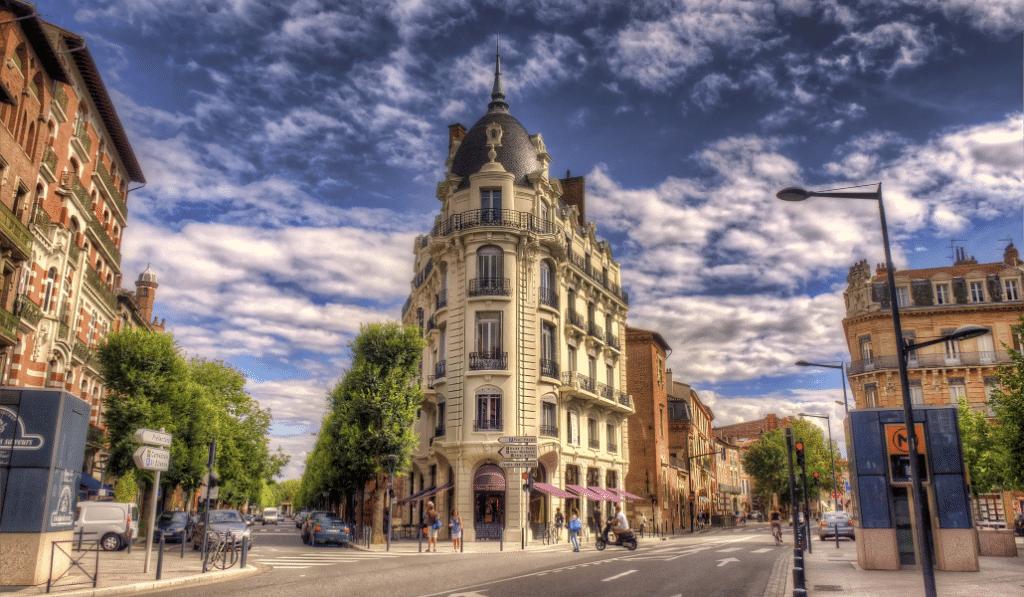 Toulouse est la 3ème ville de France où les français veulent s'installer !