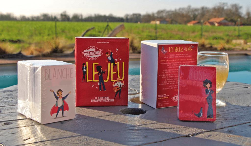 «Toulousain, le jeu» : le jeu de cartes hilarant qui va animer les soirées de Toulouse !