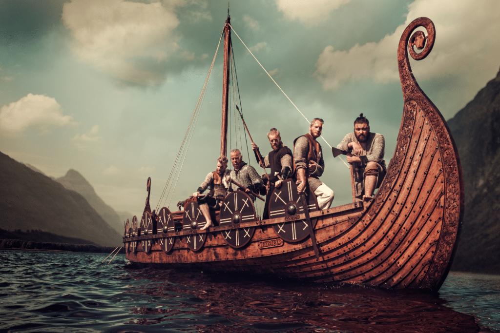 Insolite : des toulousains vont construire un drakkar de vikings pour relier l'Amérique !
