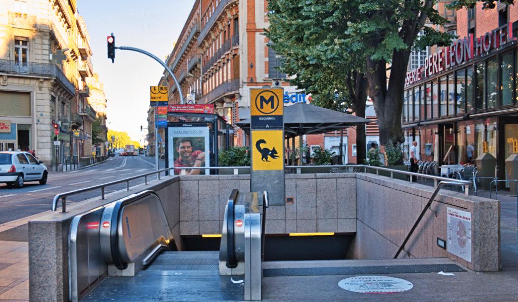 Insolite : les secrets les plus fous du métro de Toulouse !