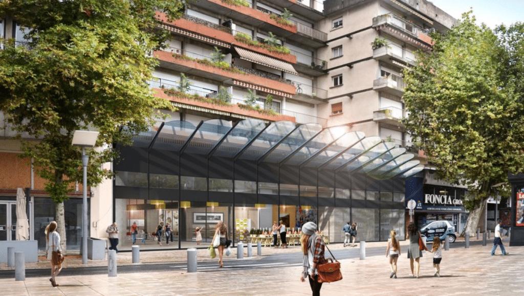 Une Halle Gourmande de 1000 m2 va voir le jour au sein de la Galerie l'Occitan à Montauban !