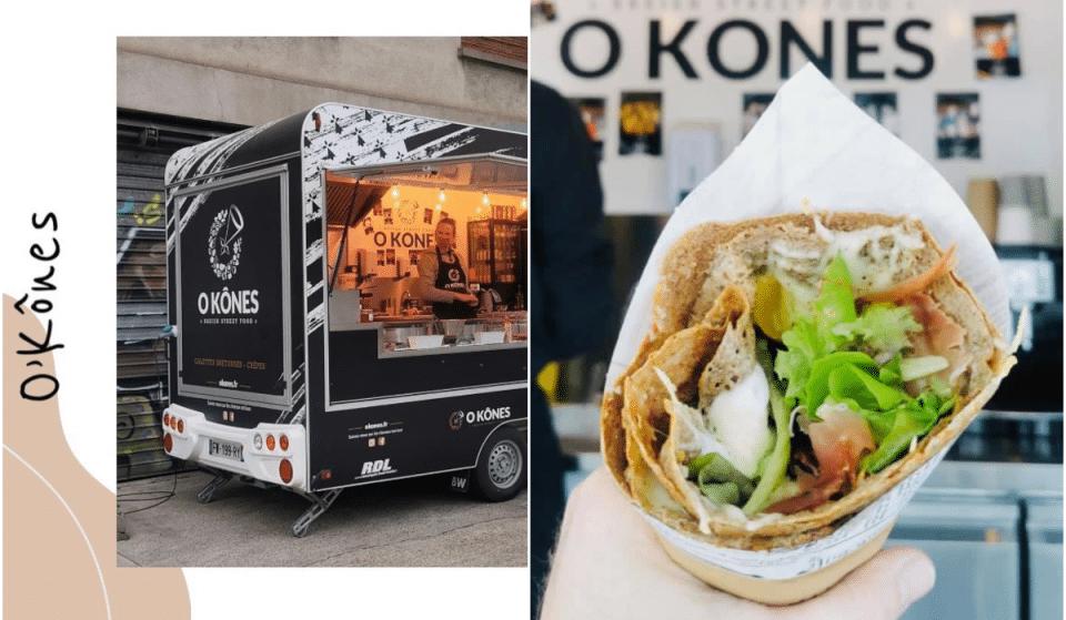 Un Foodtruck de Street Food 100% Bretonne sillonne désormais les routes de Toulouse !