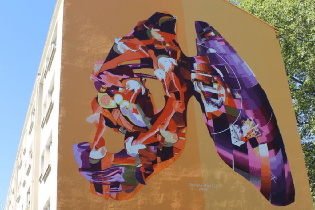 Street Art Cities : l'Application qui vous indique où trouver les plus belles Oeuvres Street Art à Toulouse !