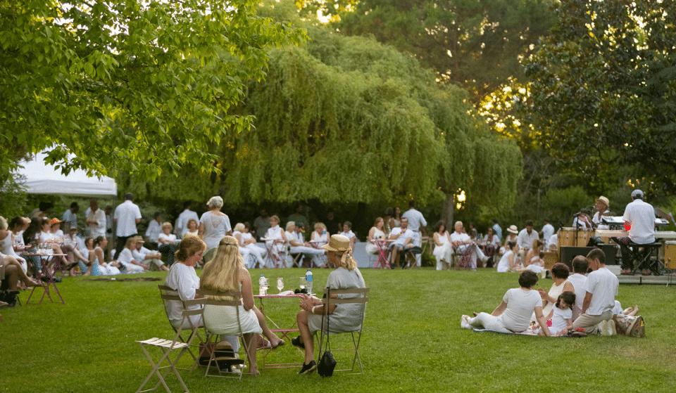 Des Apéros Jazz s'installent durant tout le mois de juin dans un magnifique Jardin au nord de Toulouse