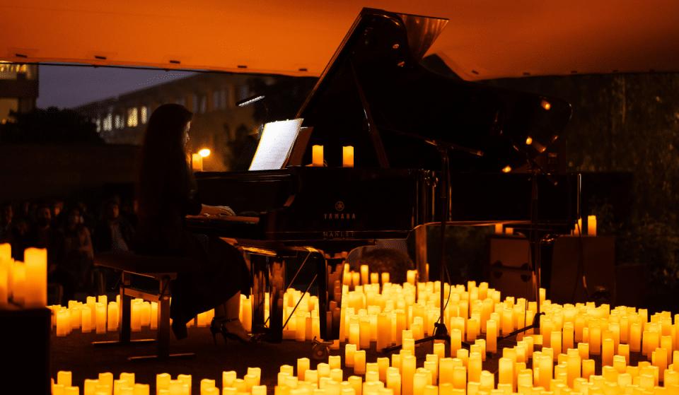Candlelight Open Air : un concert magique en hommage aux plus grandes voix de la chanson française !