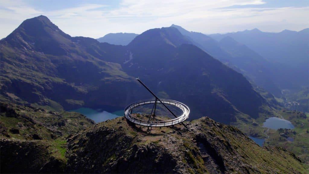 Un spectaculaire mirador à 360º vient d'ouvrir dans les sommets d'Andorre !