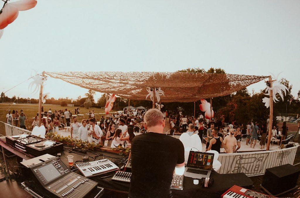 Une grande fiesta deep house en guinguette sur la plage ce dimanche à Toulouse !