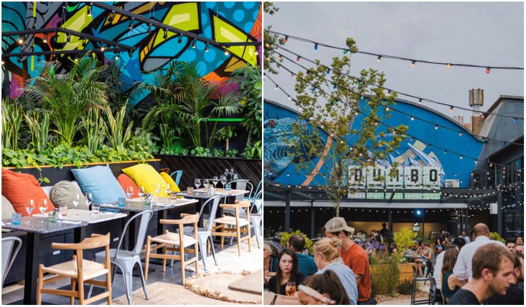 L'Espace Cobalt se transforme et devient un tiers-lieu festif avec restaurants et théâtre !