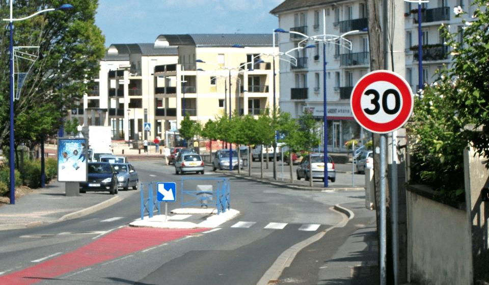 C'est officiel : plus des trois-quarts de Toulouse passeront bientôt en « ville 30 » !