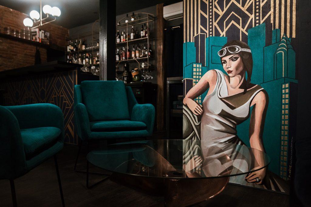 L'Agence : un bar à cocktails secret sur le thème de la Prohibition et des années 20 a ouvert à Toulouse !