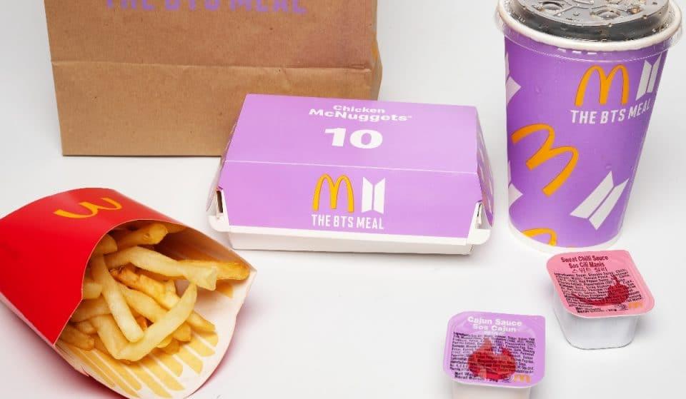 Le McDonald's de Montaudran teste la vaisselle réutilisable !
