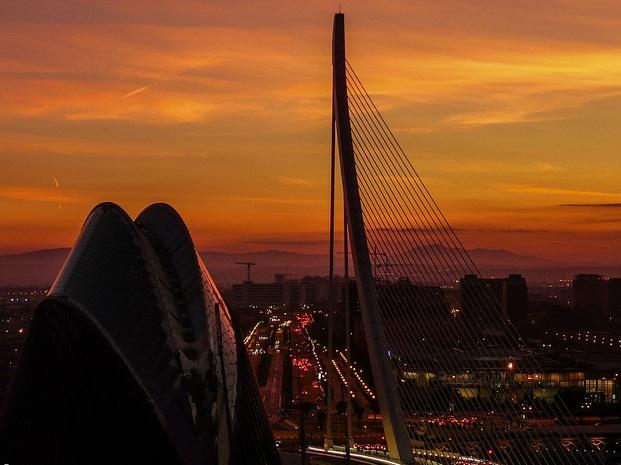 Despídete del sol por hoy: las mejores puestas de sol de Valencia