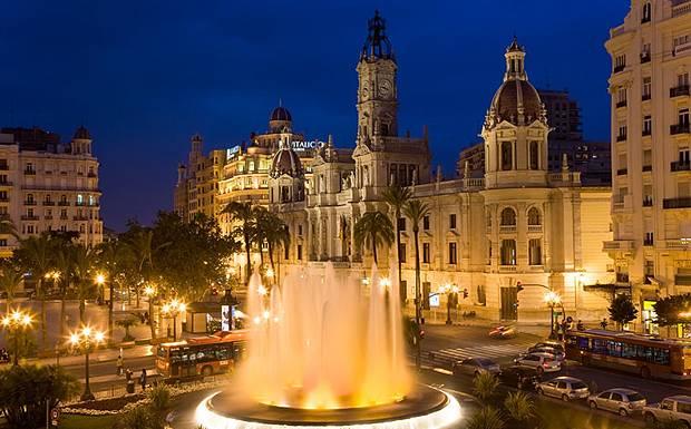 Plaza-del-Aguntamiento