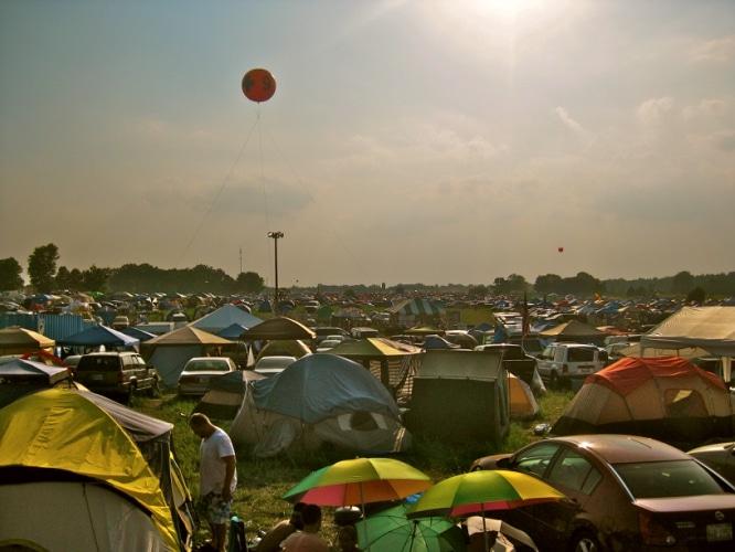 camping al sol