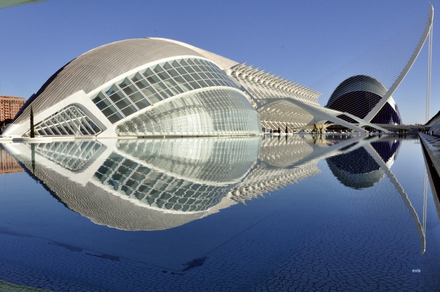 Los 10+2 lugares más fotografiados de Valencia
