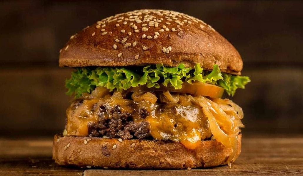 hamburguesa canalla bistro
