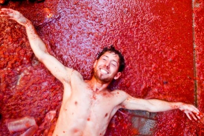 10 motivos por los que te gustará La Tomatina