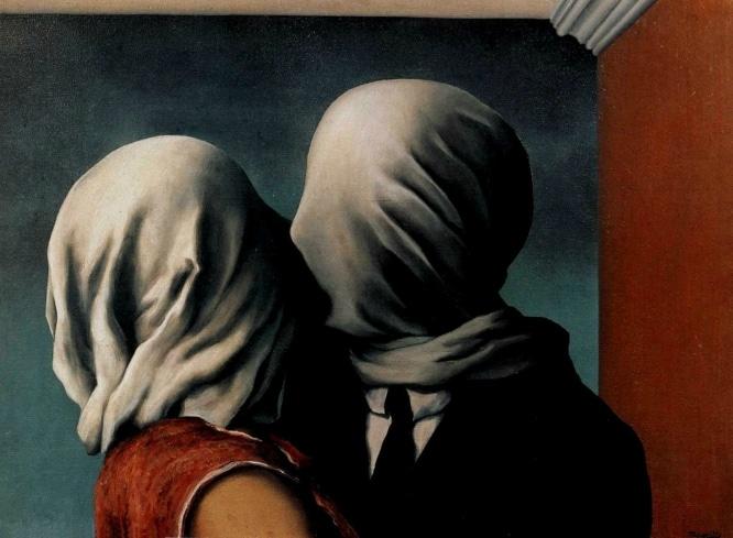 el-beso-de-los-amantes-rene-magritte